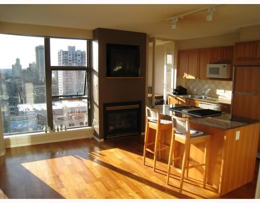 """Main Photo: 1601 1723 ALBERNI Street in VANCOUVER: West End VW Condo for sale in """"THE PARK"""" (Vancouver West)  : MLS®# V798802"""