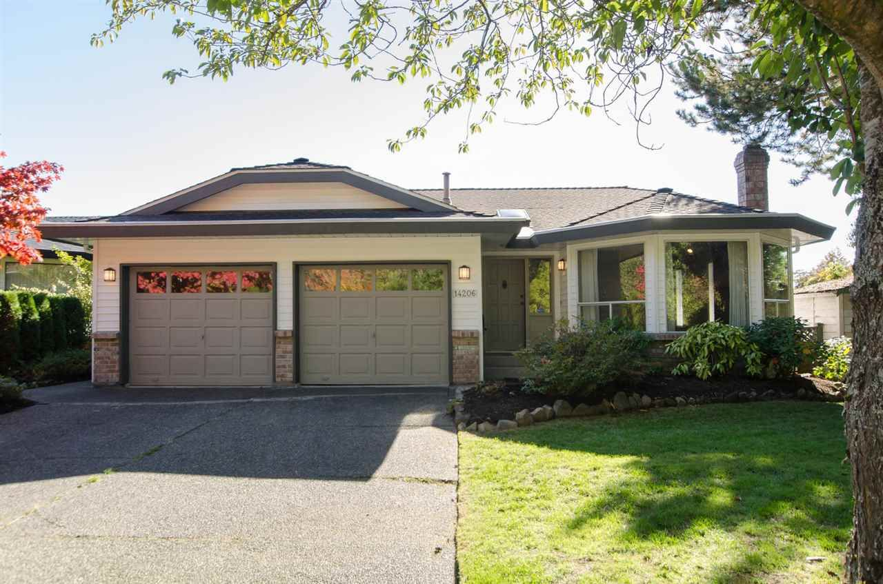 Main Photo: 14206 20 Avenue in Surrey: Sunnyside Park Surrey House for sale (South Surrey White Rock)  : MLS®# R2116136