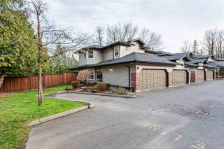 """Photo 1: 25 36060 OLD YALE Road in Abbotsford: Abbotsford East Townhouse for sale in """"Mountain View Village"""" : MLS®# R2428827"""