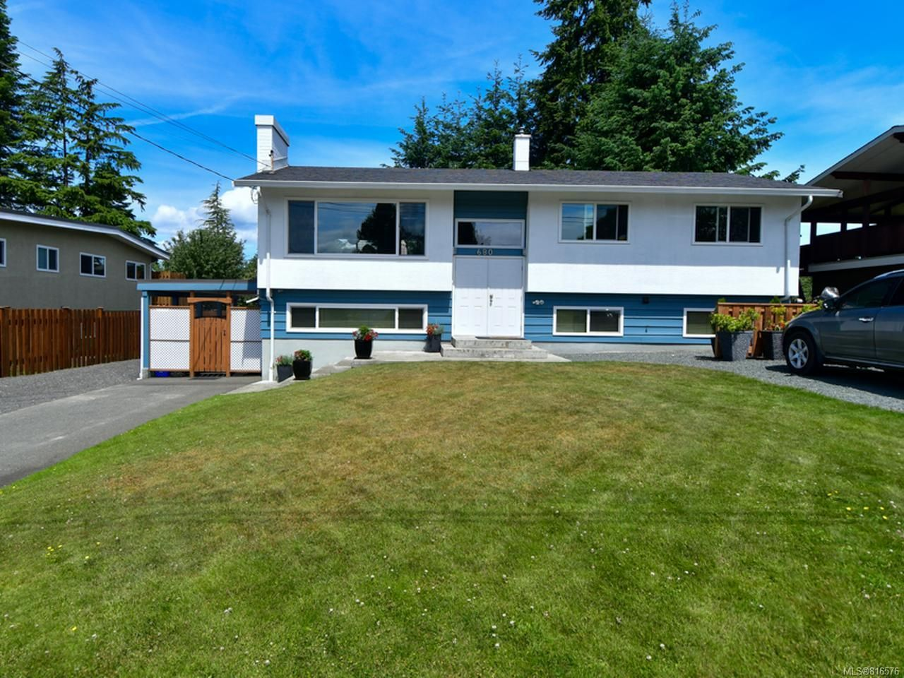 Main Photo: 680 ALPINE ROAD in CAMPBELL RIVER: CR Campbell River Central House for sale (Campbell River)  : MLS®# 816576