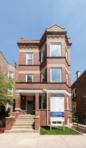 Main Photo: 1321 Lawndale Avenue in CHICAGO: CHI - North Lawndale Multi Family (2-4 Units) for sale ()  : MLS®# MRD10383354