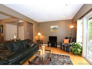 Photo 3: 4007 Birring Pl in VICTORIA: SE Mt Doug House for sale (Saanich East)  : MLS®# 730411