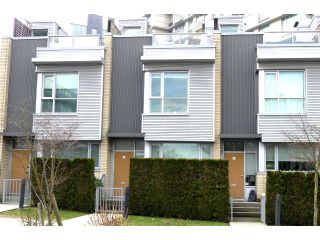"Photo 2: 2715 PRINCE EDWARD Street in Vancouver: Mount Pleasant VE Townhouse for sale in ""UNO"" (Vancouver East)  : MLS®# V1050307"