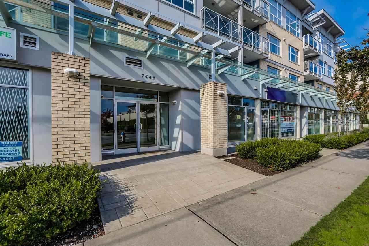 "Main Photo: 412 7445 120TH Street in Delta: Scottsdale Condo for sale in ""Trend"" (N. Delta)  : MLS®# R2235091"