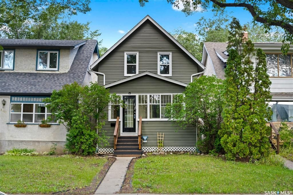 Main Photo: 2053 ARGYLE Street in Regina: Cathedral RG Residential for sale : MLS®# SK868246