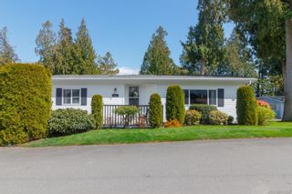 Photo 3: 804 2779 Stautw Rd in : CS Hawthorne Manufactured Home for sale (Central Saanich)  : MLS®# 811329