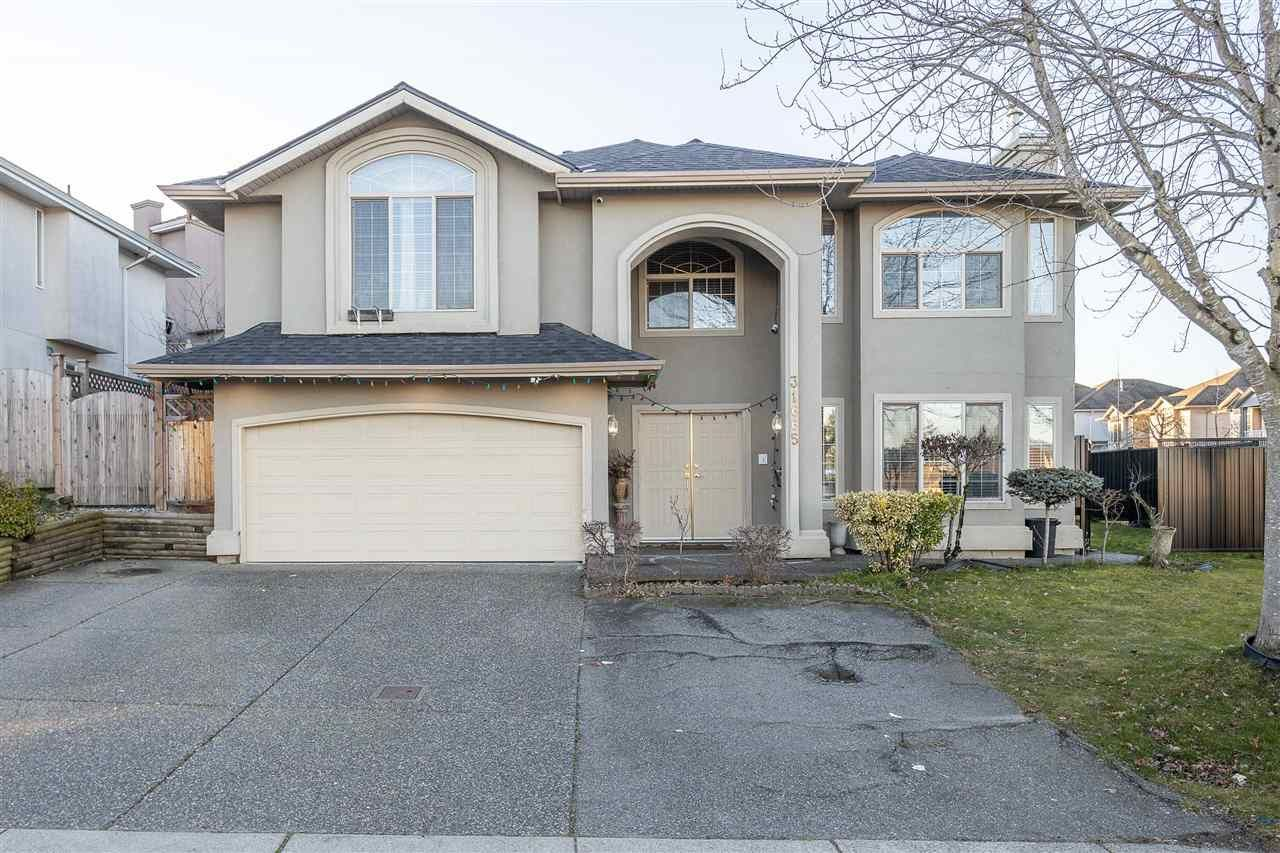 Main Photo: 31665 RIDGEVIEW Drive in Abbotsford: Abbotsford West House for sale : MLS®# R2530314