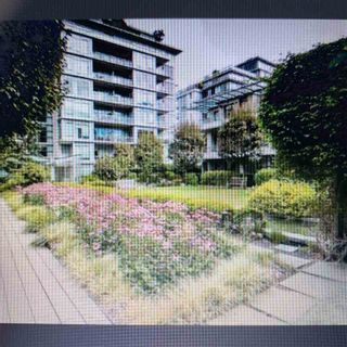 "Photo 8: 708 77 WALTER HARDWICK Avenue in Vancouver: False Creek Condo for sale in ""KAYAK"" (Vancouver West)  : MLS®# R2535395"