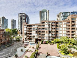 """Photo 12: 616 1333 HORNBY Street in Vancouver: Downtown VW Condo for sale in """"ANCHOR POINT"""" (Vancouver West)  : MLS®# R2620543"""