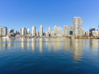 "Photo 4: 219 1869 SPYGLASS Place in Vancouver: False Creek Condo for sale in ""THE REGATTA"" (Vancouver West)  : MLS®# R2327588"