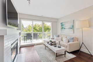 """Photo 4: 309 2628 YEW Street in Vancouver: Kitsilano Condo for sale in """"Connaught Place"""" (Vancouver West)  : MLS®# R2617143"""