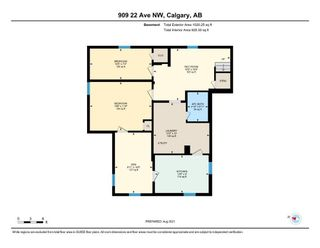 Photo 16: 909 22 Avenue NW in Calgary: Mount Pleasant Detached for sale : MLS®# A1141521