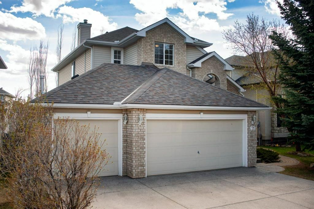 Main Photo: 21 Simcoe Gate SW in Calgary: Signal Hill Detached for sale : MLS®# A1107162