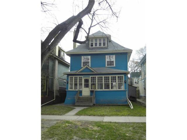 Photo 1: Photos: 121 Ruby Street in Winnipeg: West End / Wolseley Multi-Family for sale (Wolseley)  : MLS®# 1309396