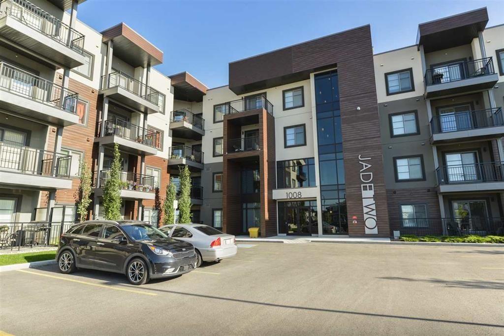 Main Photo: 124 1008 Rosenthal Boulevard in Edmonton: Zone 58 Condo for sale : MLS®# E4264650