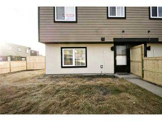 Photo 18: 107 3809 45 Street SW in CALGARY: Glenbrook Townhouse for sale (Calgary)  : MLS®# C3499753