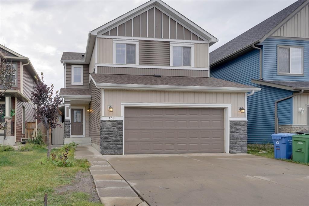 Main Photo: 139 Saddlecrest Gardens NE in Calgary: Saddle Ridge Detached for sale : MLS®# A1142059