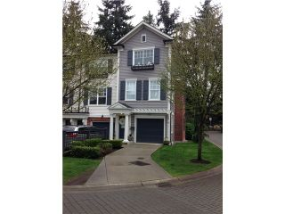 Photo 1: 10 102 FRASER Street in Port Moody: Port Moody Centre Townhouse for sale : MLS®# V1059898