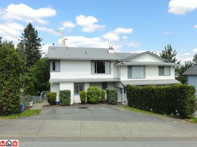 Main Photo: 14767 ST ANDREWS Drive in Surrey: Bolivar Heights 1/2 Duplex for sale (North Surrey)  : MLS®# F1215614