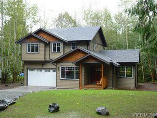 Photo 1: 2463 Kemp Lake Rd in SOOKE: Sk Kemp Lake House for sale (Sooke)  : MLS®# 649532