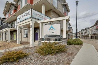 Photo 1: 48 165 CY BECKER Boulevard in Edmonton: Zone 03 Townhouse for sale : MLS®# E4234619