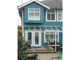 Photo 2: 340 W 14TH Street in North Vancouver: Central Lonsdale 1/2 Duplex for sale : MLS®# V880993
