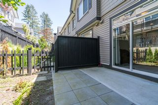 """Photo 24: 100 14555 68 Avenue in Surrey: East Newton Townhouse for sale in """"SYNC"""" : MLS®# R2169561"""