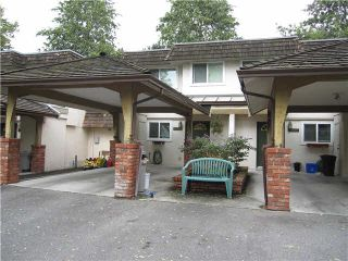 """Photo 1: 22735 GILLEY Avenue in Maple Ridge: East Central Townhouse for sale in """"CEDAR GROVE"""" : MLS®# V1142019"""