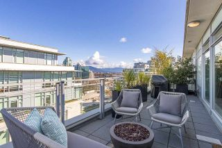 "Photo 27: 1101 1661 ONTARIO Street in Vancouver: False Creek Condo for sale in ""SAILS"" (Vancouver West)  : MLS®# R2559779"