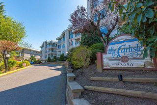 """Photo 31: 307 33030 GEORGE FERGUSON Way in Abbotsford: Central Abbotsford Condo for sale in """"The Carlisle"""" : MLS®# R2569469"""