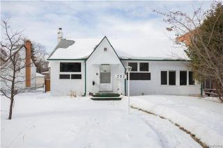 Photo 1: 293 Enfield Crescent in Winnipeg: Norwood Residential for sale (2B)  : MLS®# 1803836