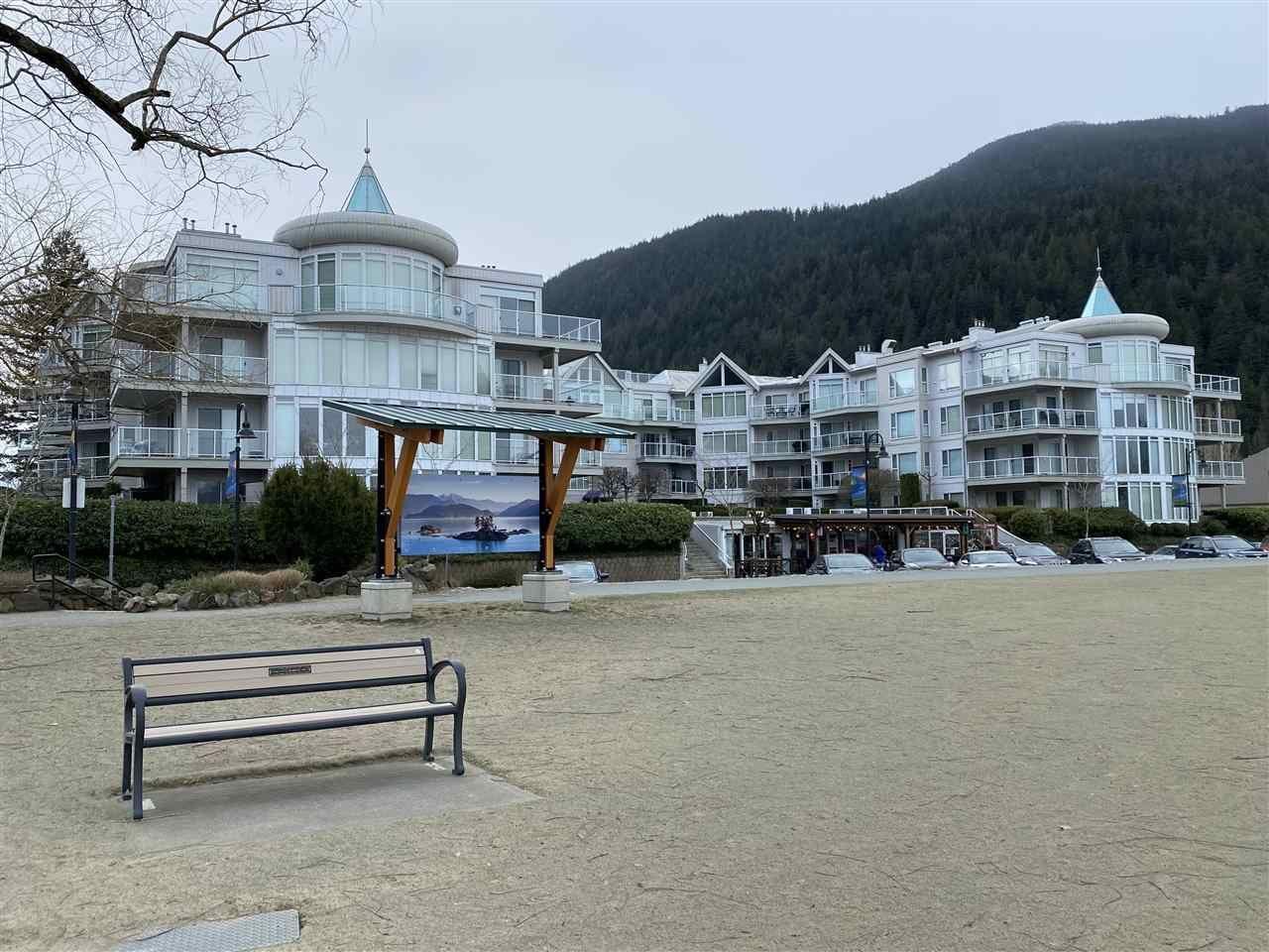 """Main Photo: 110 328 ESPLANADE Avenue: Harrison Hot Springs Condo for sale in """"Echo Beach Resort"""" : MLS®# R2540079"""