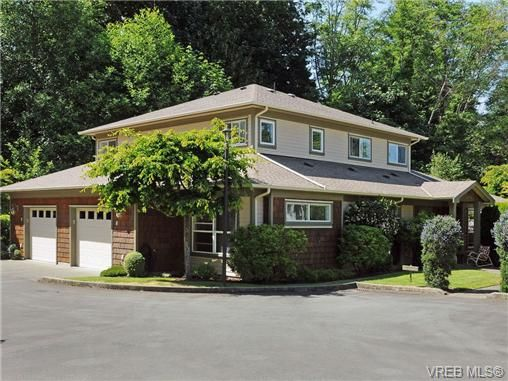 Main Photo: 8 5164 Cordova Bay Rd in VICTORIA: SE Cordova Bay Row/Townhouse for sale (Saanich East)  : MLS®# 704270