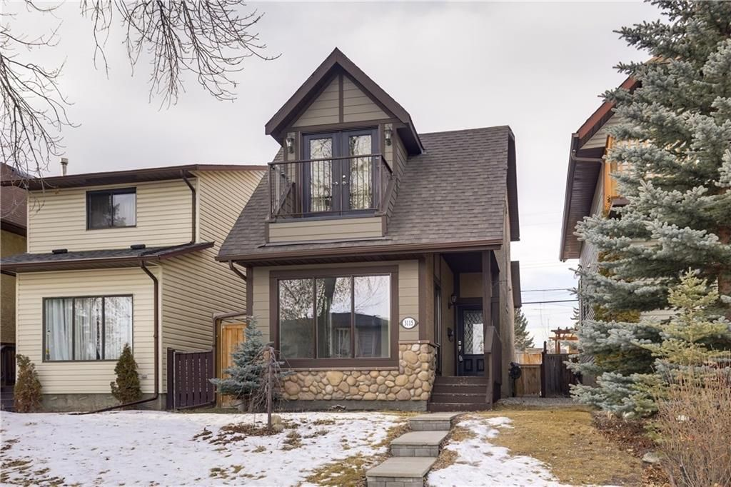 Main Photo: 3115 43 Street SW in Calgary: Glenbrook Detached for sale : MLS®# C4222106