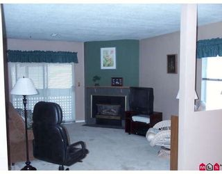 """Photo 6: 321 34909 OLD YALE Road in Abbotsford: Abbotsford East Townhouse for sale in """"The Gardens"""" : MLS®# F2800153"""