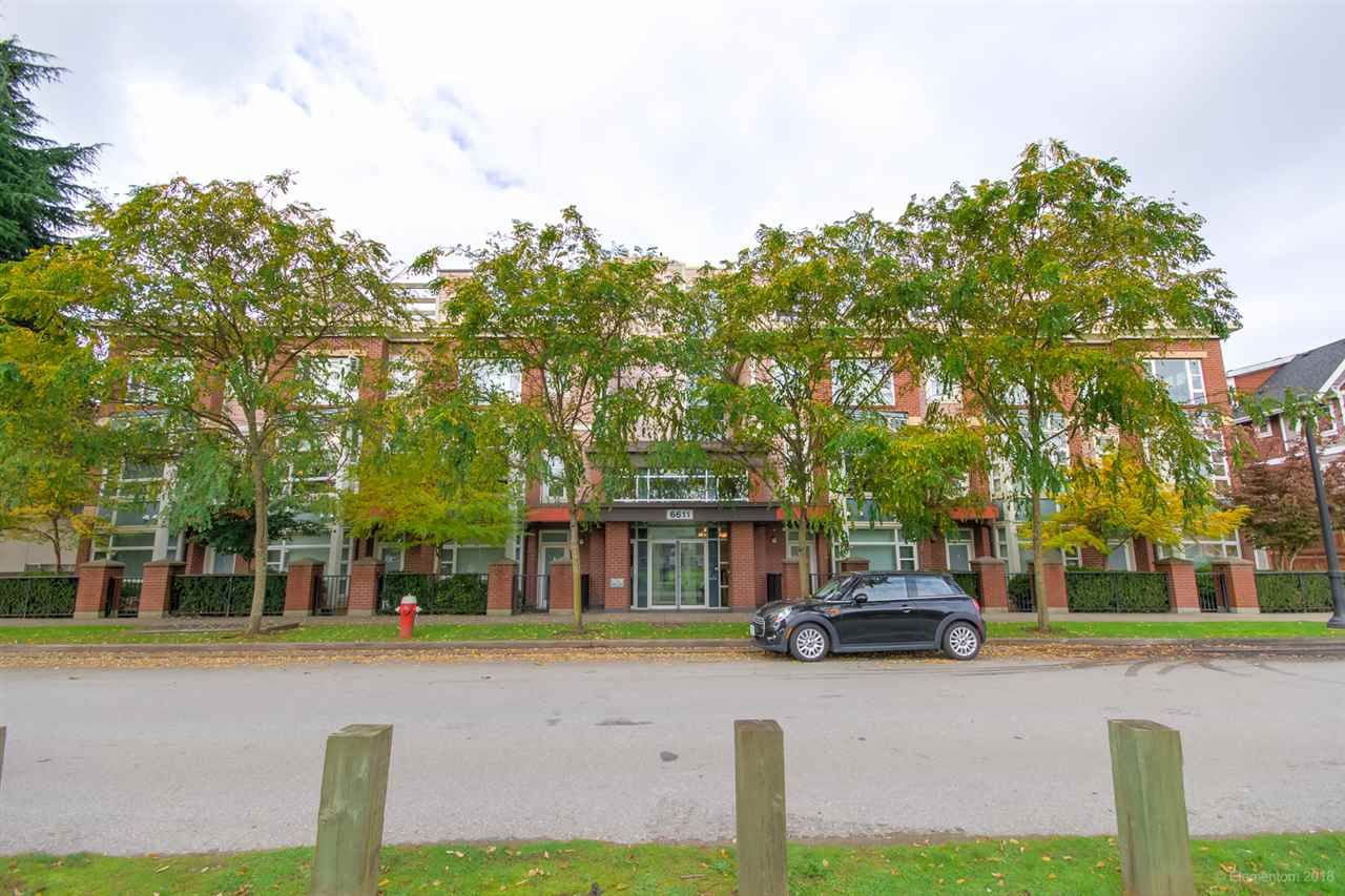 Main Photo: 101 6611 ECKERSLEY Road in Richmond: Brighouse Condo for sale : MLS®# R2510592