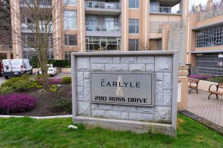 """Photo 27: 1703 280 ROSS Drive in New Westminster: Fraserview NW Condo for sale in """"THE CARLYLE AT VICTORIA HILL"""" : MLS®# R2576936"""