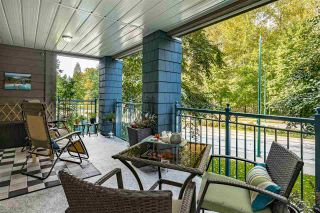 "Photo 23: 208 1200 EASTWOOD Street in Coquitlam: North Coquitlam Condo for sale in ""LAKESIDE TERRACE"" : MLS®# R2506576"