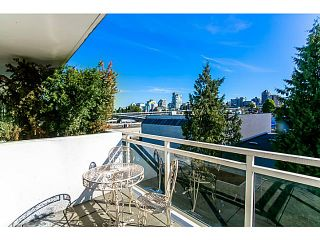 """Photo 8: 509 1635 W 3RD Avenue in Vancouver: False Creek Condo for sale in """"THE LUMEN"""" (Vancouver West)  : MLS®# V1026731"""