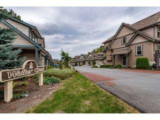 "Photo 35: 9 46791 HUDSON Road in Chilliwack: Promontory Townhouse for sale in ""Walker Creek"" (Sardis)  : MLS®# R2493562"