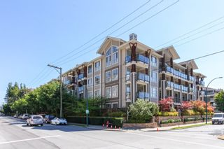 Photo 1: 405 2484 WILSON AVENUE in Port Coquitlam: Central Pt Coquitlam Condo for sale : MLS®# R2132694