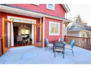 Photo 9: 1853 E 6TH AV in Vancouver: Grandview VE House for sale (Vancouver East)  : MLS®# V1048998
