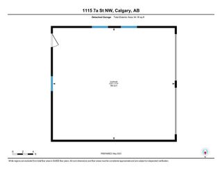 Photo 42: 1115 7A Street NW in Calgary: Rosedale Detached for sale : MLS®# A1104750