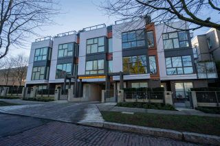 Photo 1: 1888 FRANCES STREET in Vancouver: Hastings East Townhouse for sale (Vancouver East)  : MLS®# R2326265