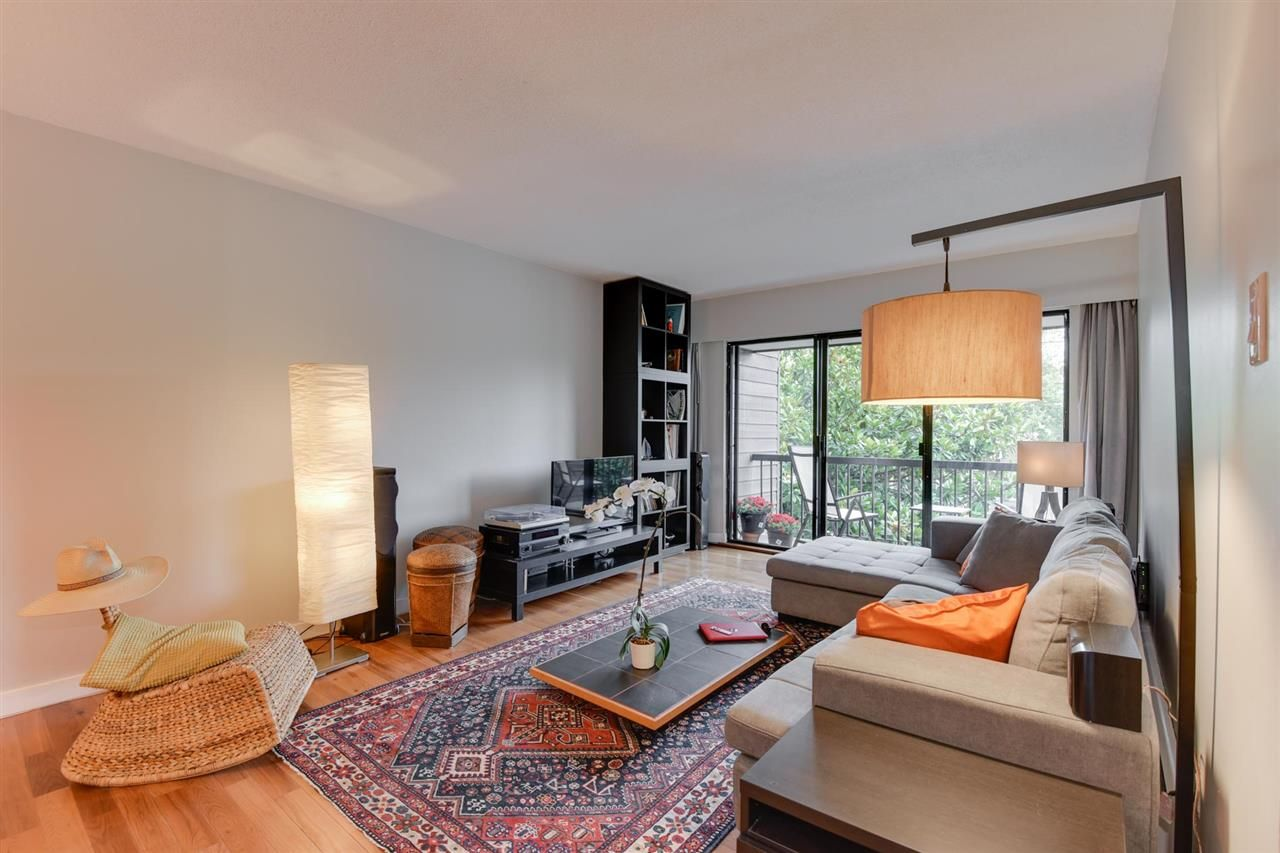 Main Photo: 208 3787 W 4TH AVENUE in Vancouver: Kitsilano Condo for sale (Vancouver West)  : MLS®# R2191070