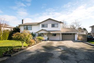 Main Photo: 4960 57A Street in Delta: Hawthorne House for sale (Ladner)  : MLS®# R2540335