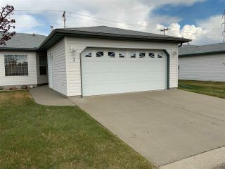 Photo 3: 3 5714 50 Street: Wetaskiwin House Half Duplex for sale : MLS®# E4244109