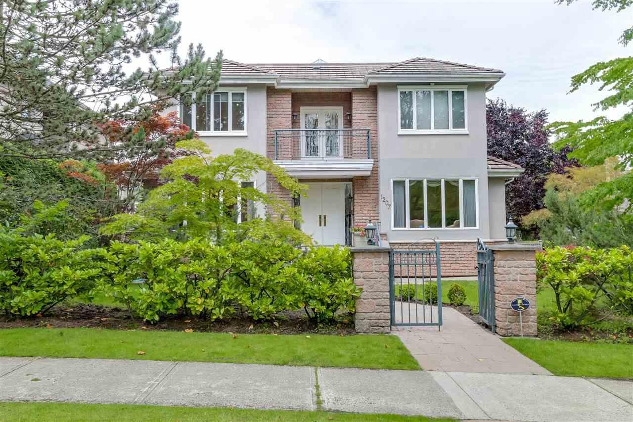 "Main Photo: 1207 NANTON Avenue in Vancouver: Shaughnessy House for sale in ""Shaughnessy"" (Vancouver West)  : MLS®# R2083974"