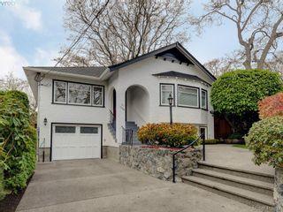 Photo 1: 1158 Oliver St in VICTORIA: OB South Oak Bay House for sale (Oak Bay)  : MLS®# 828923