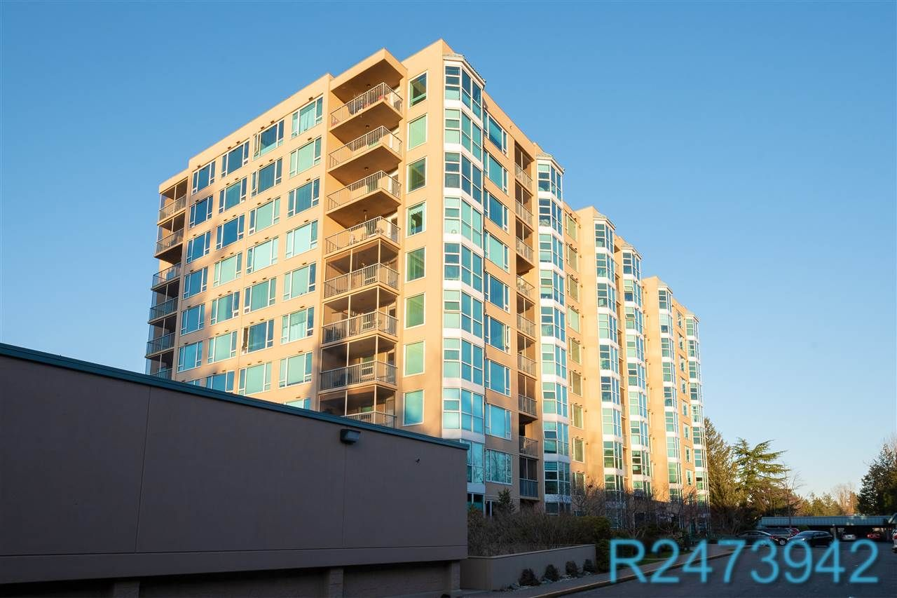"""Main Photo: 708 12148 224 Street in Maple Ridge: East Central Condo for sale in """"Panorama"""" : MLS®# R2473942"""